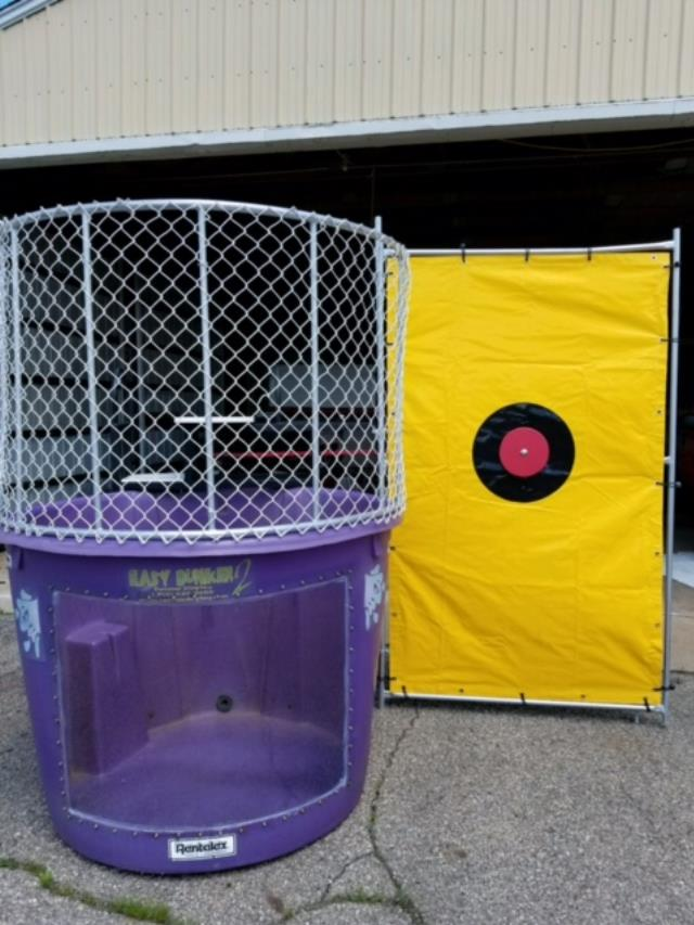Where to find DUNK TANKS in Kalamazoo