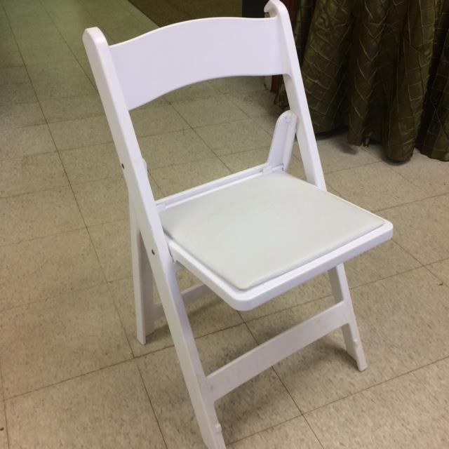 Where to find CHAIR, RESIN WHITE in Kalamazoo