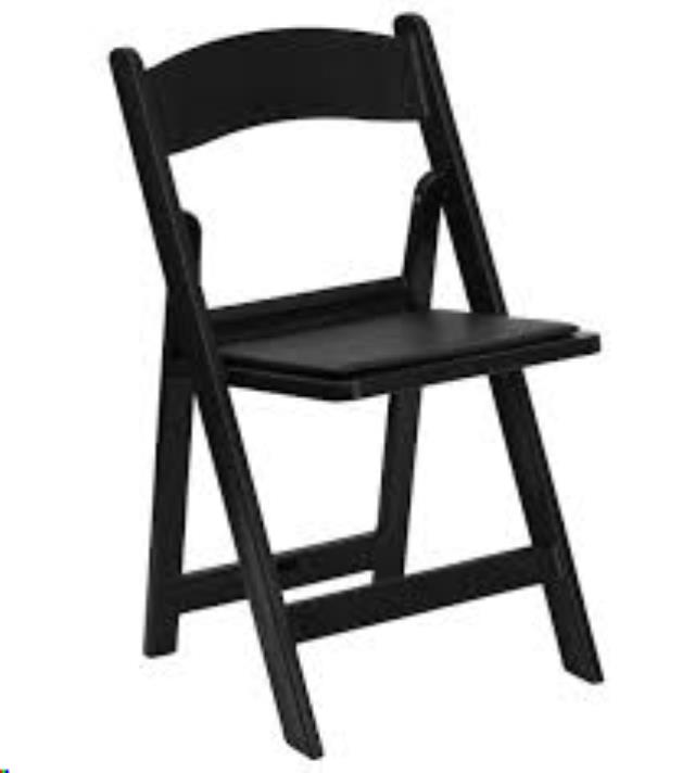 Where to find CHAIR, RESIN BLACK in Kalamazoo