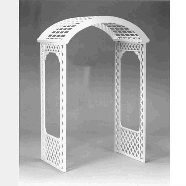 Where to find ARCH, WHITE WOOD LATTICE in Kalamazoo