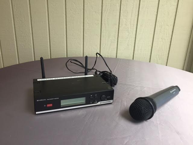 Where to find MICROPHONE, WIRELESS HANDHELD in Kalamazoo