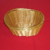 Where to find BASKETS, BREAD OVAL WITH HANDL in Kalamazoo