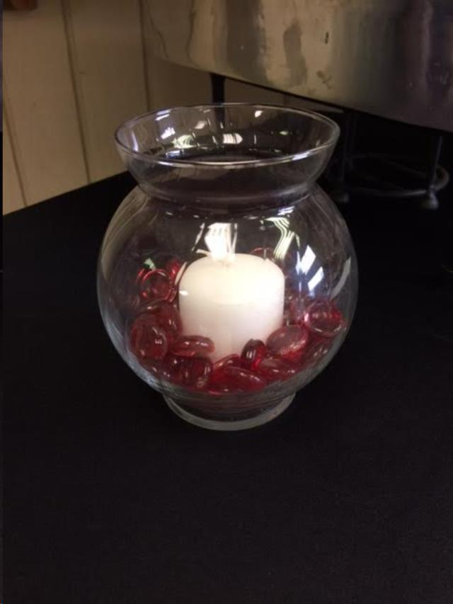 Where to find CANDLE HOLDER, LARGE VOTIVE in Kalamazoo