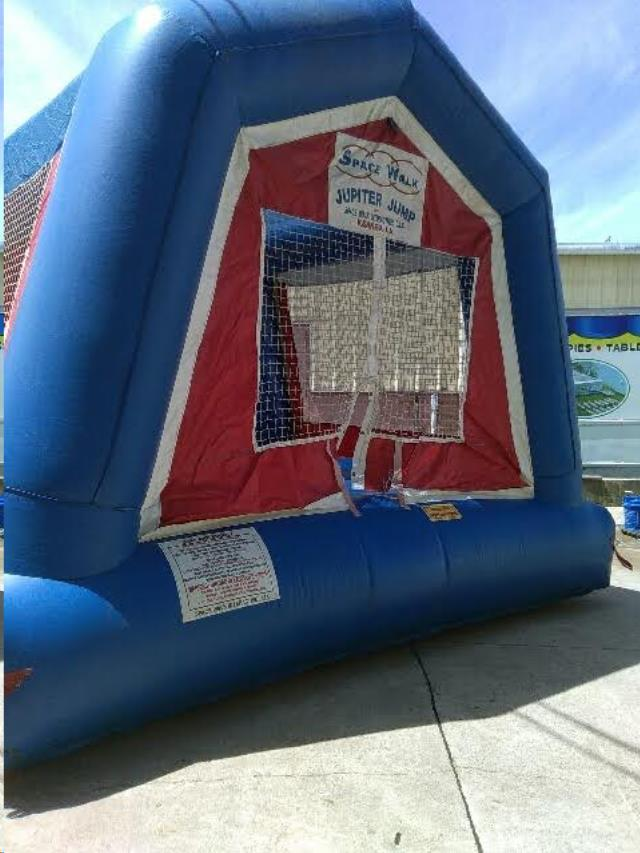 Where to find INFLATABLE BOUNCER, CLASSIC in Kalamazoo
