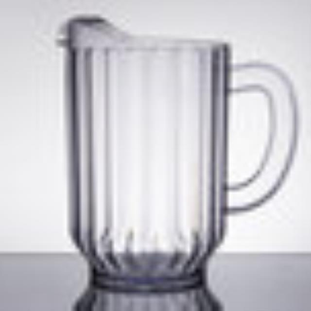 Where to find PITCHER, WATER PLASTIC in Kalamazoo
