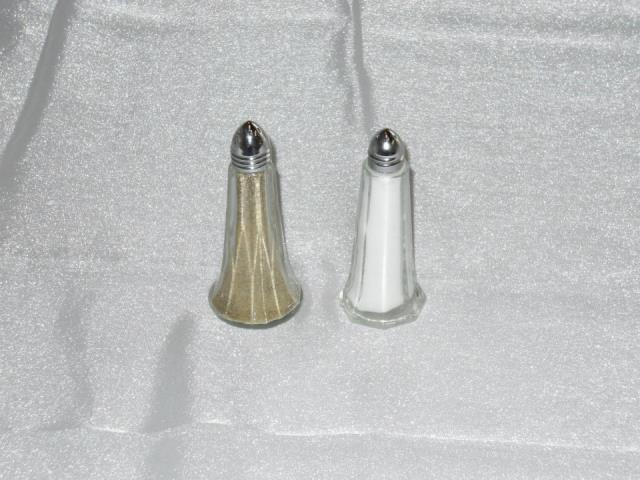 Where to find SALT   PEPPER SET, CRYSTAL in Kalamazoo