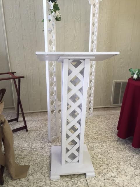 Where to find LATTICE PODIUM in Kalamazoo