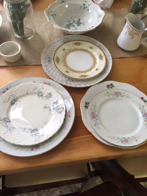 Where to find VINTAGE CHINA, B   B PLATE in Kalamazoo