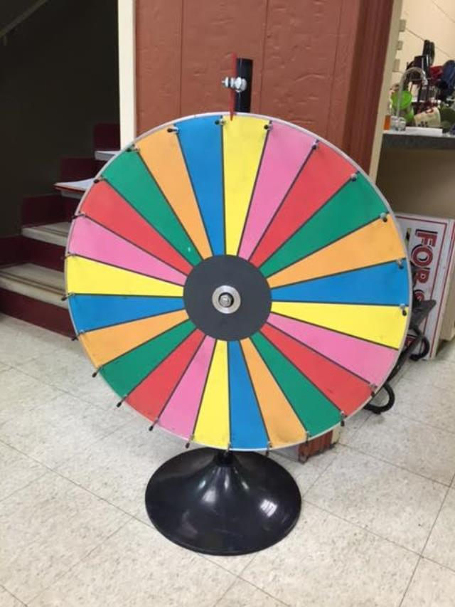 Where to find WHEEL OF CHANCE in Kalamazoo