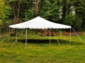 Rental store for TENT,  20  X 20  WHITE EVENT in Kalamazoo MI