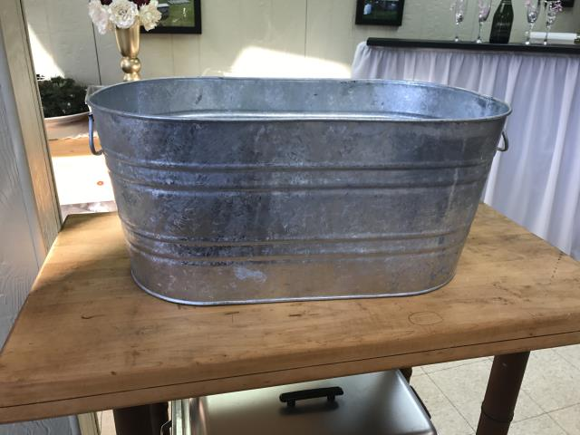 Where to find BUCKET, OVAL GALVANIZED BUCKET SMALL in Kalamazoo