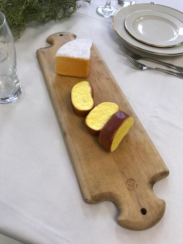 Where to find CATERING, WOOD CHEESE BOARD 20 x6 in Kalamazoo