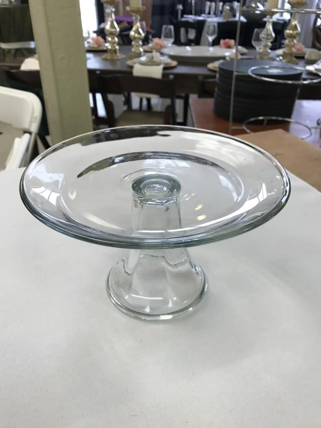 Where to find STAND, CAKE GLASS 8 ROUND in Kalamazoo