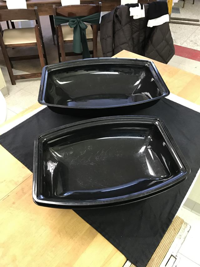 Where to find BOWL, PLASTIC BLACK MEDIUM in Kalamazoo