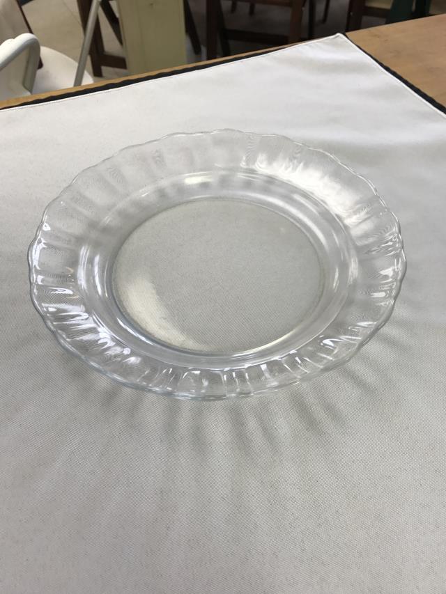 Where to find CHINA, CLEAR WAVE RIM 9  PLATE in Kalamazoo