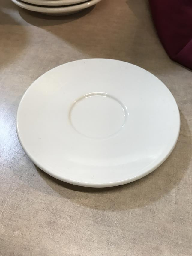 Where to find CHINA, IVORY SAUCER PLATE 5 in Kalamazoo