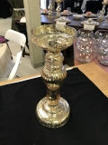 Rental store for CANDLESTICK, 13  GOLD GLASS in Kalamazoo MI
