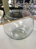 Rental store for VASE, GLASS MEDIUM FISH BOWL 6X5 in Kalamazoo MI