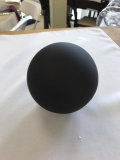 Rental store for DECOR, BUBBLE SPHERE SMALL BLACK in Kalamazoo MI