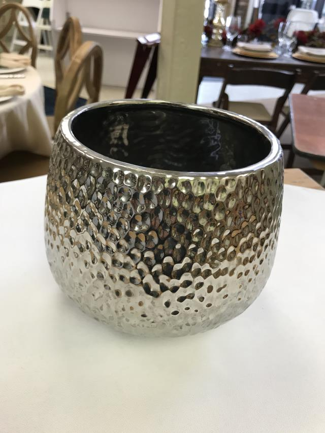 Where to find VASE, SILVER HAMMERED VASE 6X6 in Kalamazoo