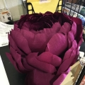 Rental store for DECOR, BIG PURPLE RED FLOWERS in Kalamazoo MI