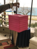 Rental store for DECOR, PINK PAPER LANTERNS in Kalamazoo MI