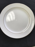 Rental store for CHINA, DINNER PLATE GOLD DBL RIM 10  WB in Kalamazoo MI