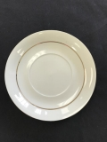 Rental store for CHINA, SAUCER PLATE GOLD DBL RIM 6  WB in Kalamazoo MI