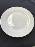 Rental store for CHINA, DINNER PLATE GOLD SGLE RIM 10  WB in Kalamazoo MI