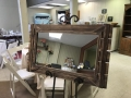 Rental store for BARN WOOD MIRROR in Kalamazoo MI