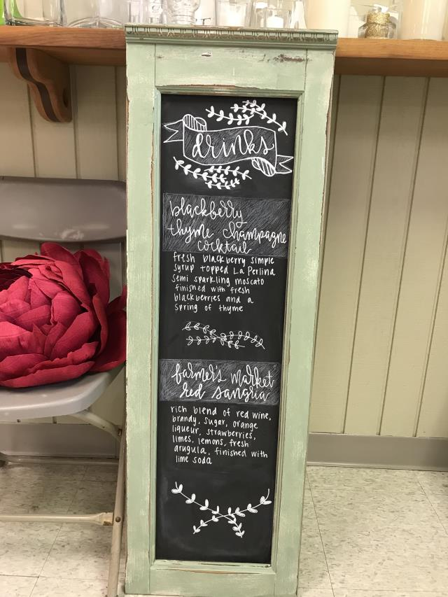 Where to find LIGHT GREEN CHALK BOARD in Kalamazoo