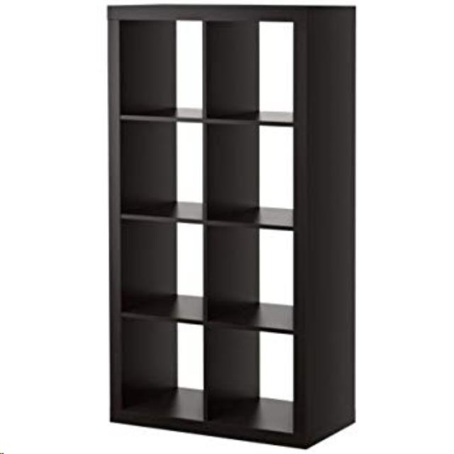 Where to find BAR, BLACK SECTION SHELF 2X4 in Kalamazoo