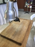 Rental store for CATERING, CARVING BOARD W HEAT LAMP in Kalamazoo MI