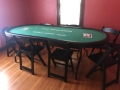 Rental store for TABLE, POKER TABLE 8X4 in Kalamazoo MI