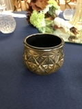 Rental store for VOTIVE, GOLD WITH BLACK in Kalamazoo MI