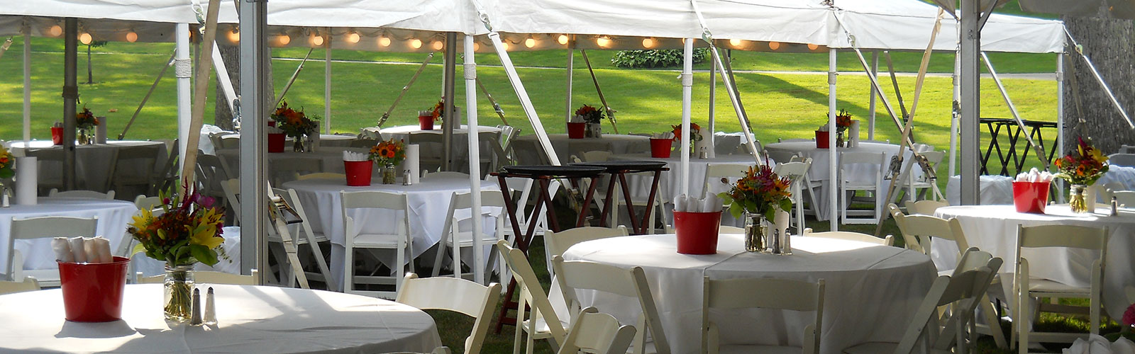 Event rentals in Southwest Michigan