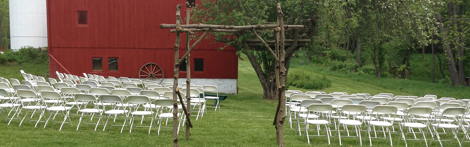 Party rentals in Southwest Michigan